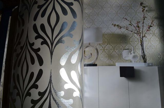 WEAFER DESIGN: elegant & sophisticated - Candice Olson Wallpapers