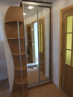 севастопольская фабрика мебели Mebelux мебель севастополь прихожие