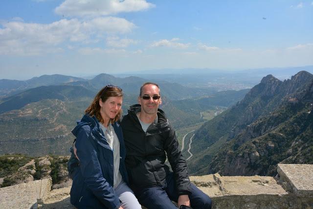 Montserrat couple