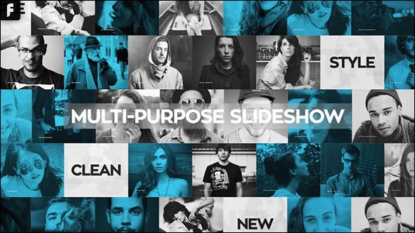 VideoHive Multi-Purpose Slideshow