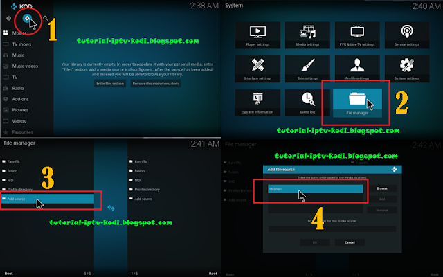 follow there steps to install stream army kodi addon