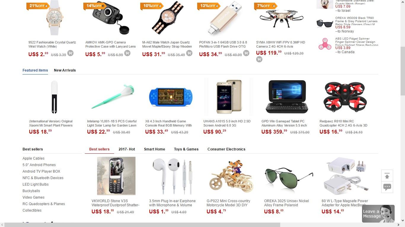 En Güvenilir Çin Alışveriş Siteleri - Focalprice
