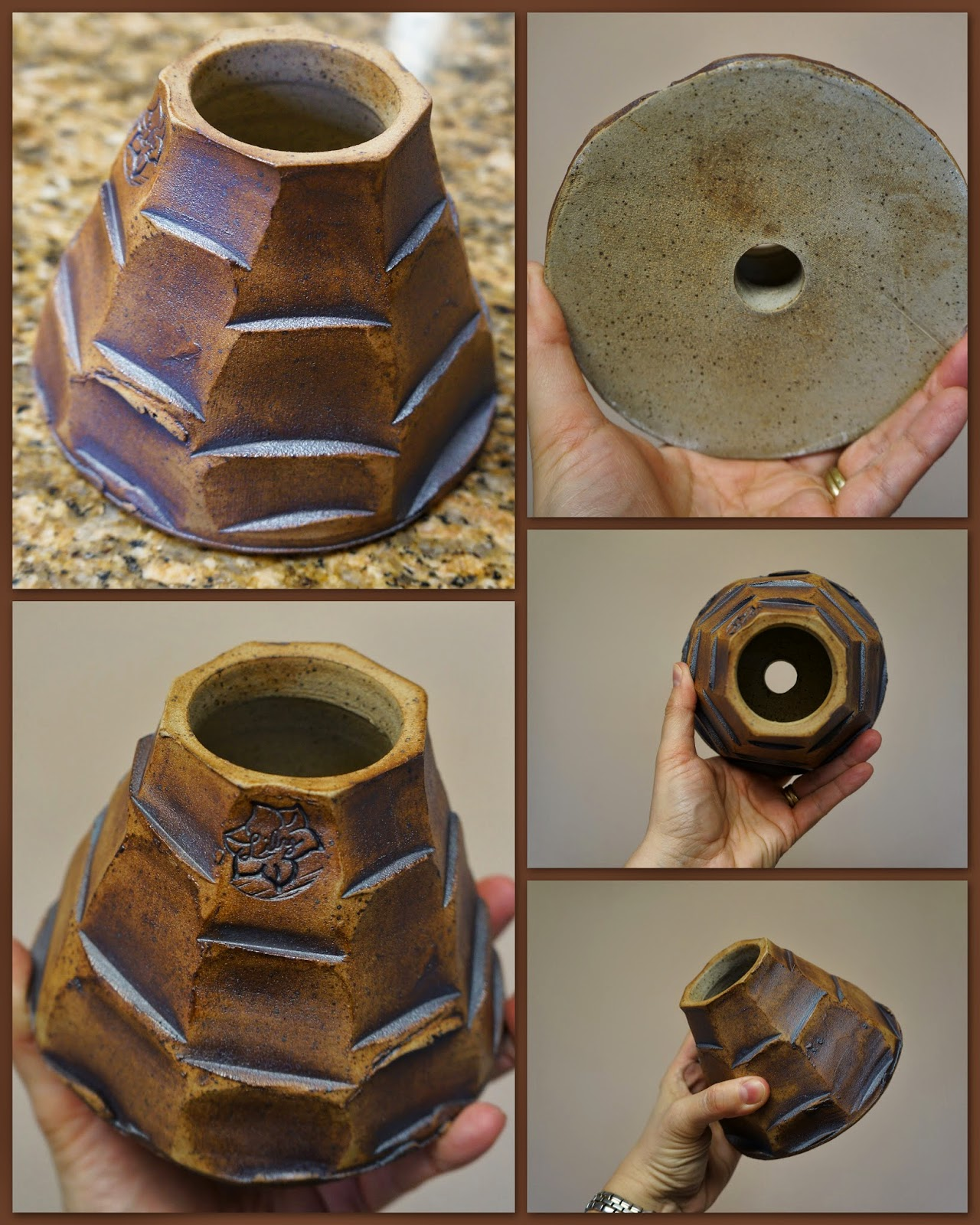 Ceramics It S Just Dirt Totem Pieces From Spring Ahead