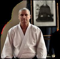 Alain Peyrache aikido art martial
