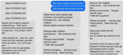 SUNGGUH MIRIS, VIDEO HOT TKW INDONESIA DITUNGGANGI MAJIKAN VIRAL DI MEDSOS