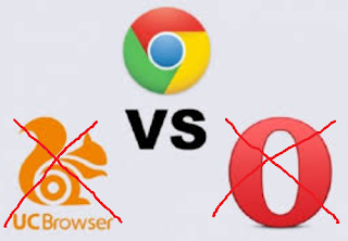 Cara Redirect Pengunjung Yang Menggunakan UC Browser & Opera Mini di Blog