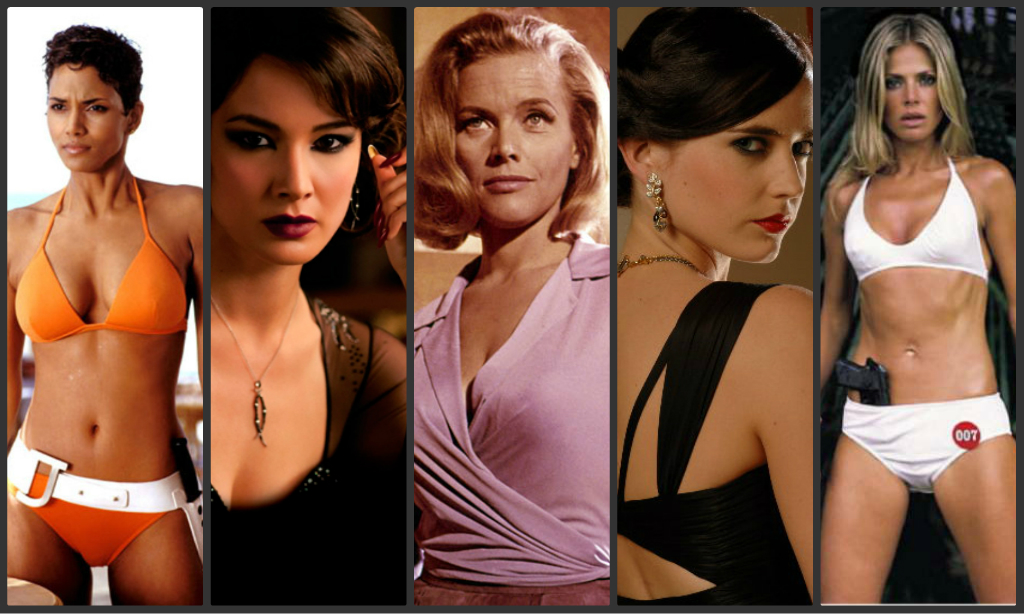 James bond movies bond girls transsexual
