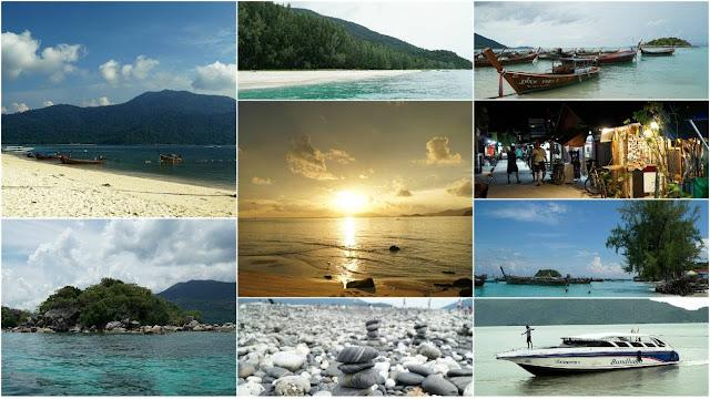 Travel Itinerary: Koh Lipe in 4 days
