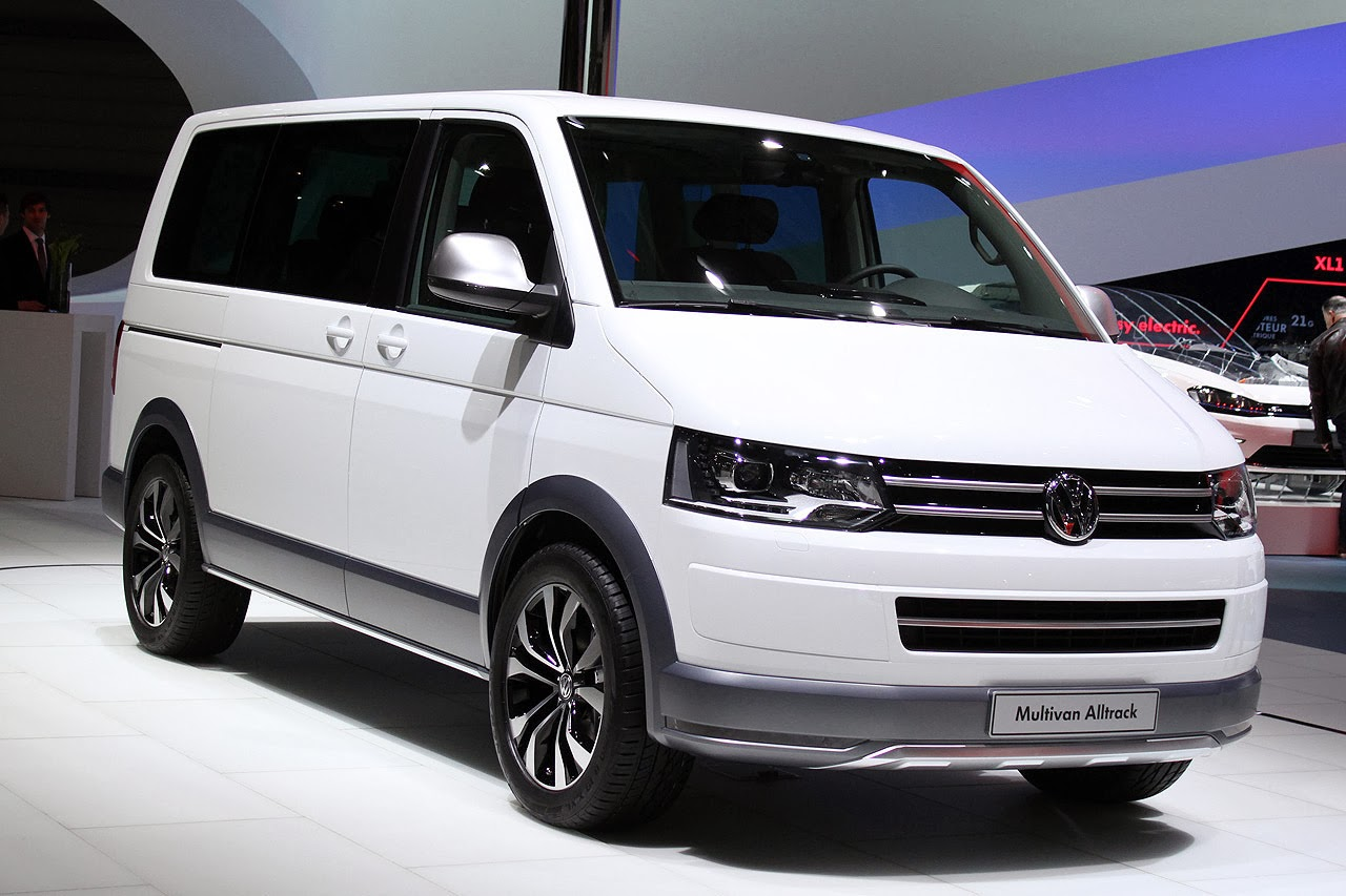 automotiveblogz volkswagen multivan alltrack geneva 2014 photos. Black Bedroom Furniture Sets. Home Design Ideas