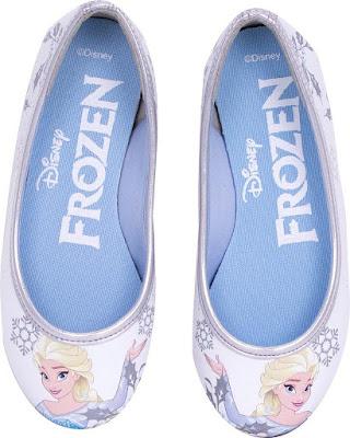 sapatilha Frozen