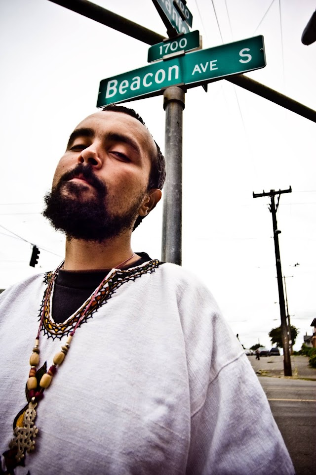 Seattle Hip Hop Artist Gabriel Teodros Exclusive Interview on Music, History, & Community Issues...