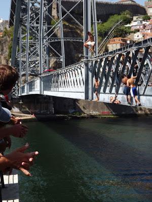 meninos do rio Porto