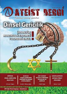 Ateist Dergi 3. Sayı Mart 2014