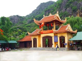 Thanh Tam Pagoda a Lang Son (Vietnam)