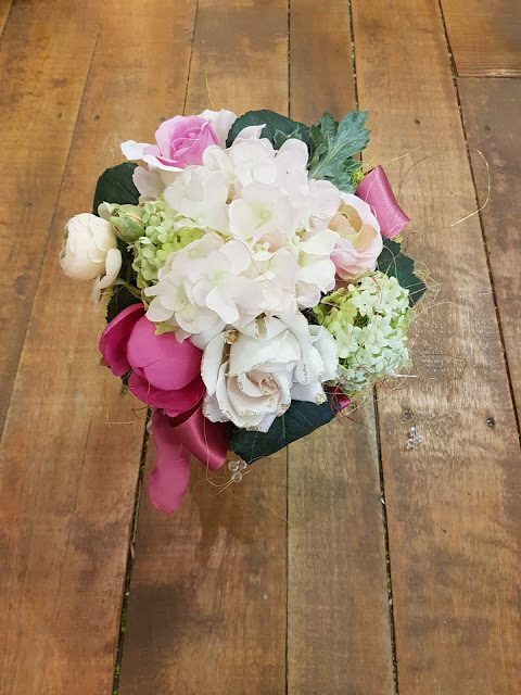 wedding  flowers The Camellia at 40%off