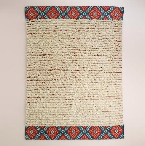 Rosa Beltran Design A Couple Affordable Moroccan Shag Rugs