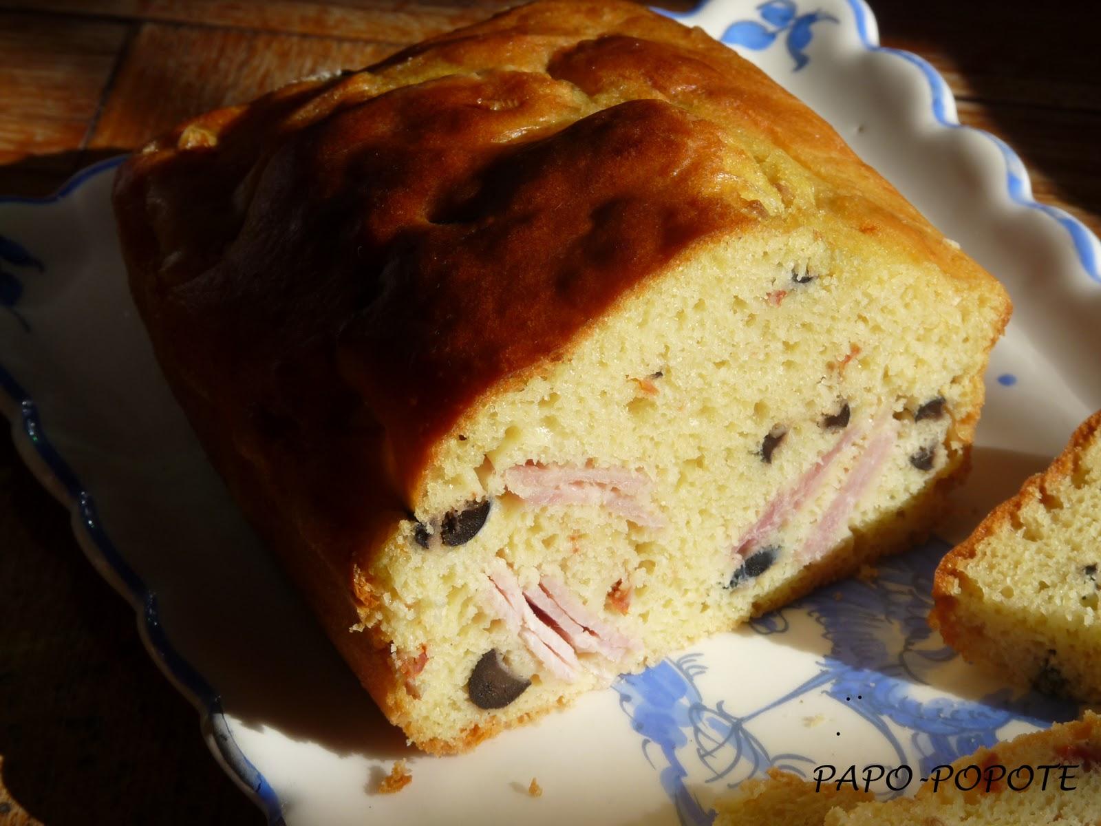Recette Cake Sal Ef Bf Bd Au Jambon