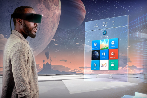 Intel發表all-in-one無線VR裝置,將與微軟共同推動VR、AR