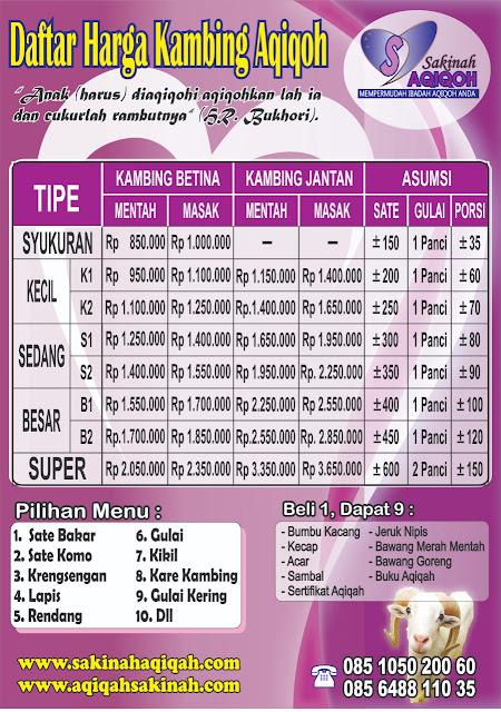 Aqiqah 2 Kambing Jadi Berapa Porsi, Aqiqah Surabaya - Harga & Promo Kota Sby Jawa Timur, Aqiqah Surabaya - Harga & Promo Kota Sby Jawa Timur 60185