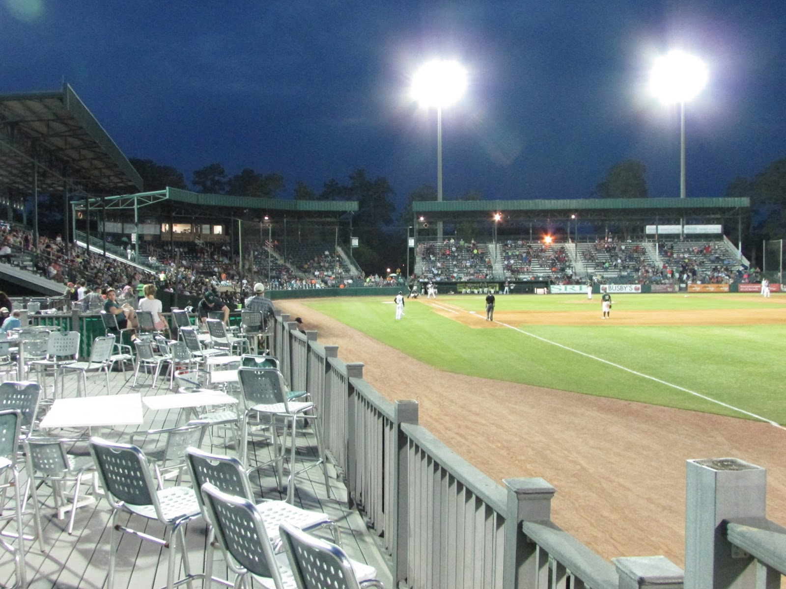 Minor League Matters: The Augusta GreenJackets