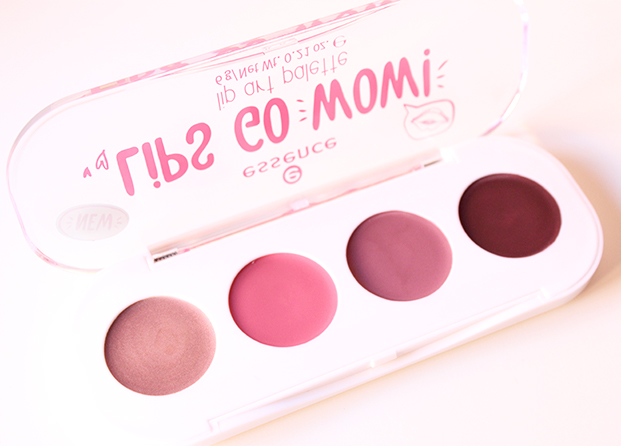 Paleta de labiales Lips go Wow!