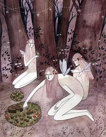 art by Yelena Bryksenkova   creative emotional illustration art drawings, pictures   imagenes bellas