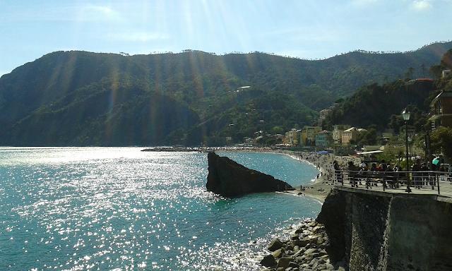 monterosso village