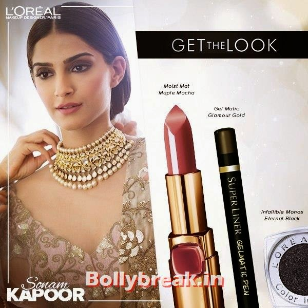 Sonam Kapoor Cannes Look, Get The Cannes Look of Sonam, Aishwarya & Freida