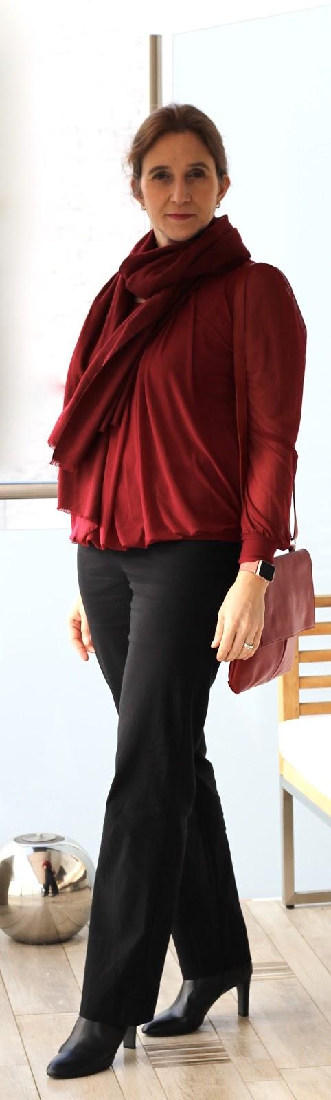 Fashion-Friyay - Yushkas new styles für das Frühjahr 2018: Lady in Red