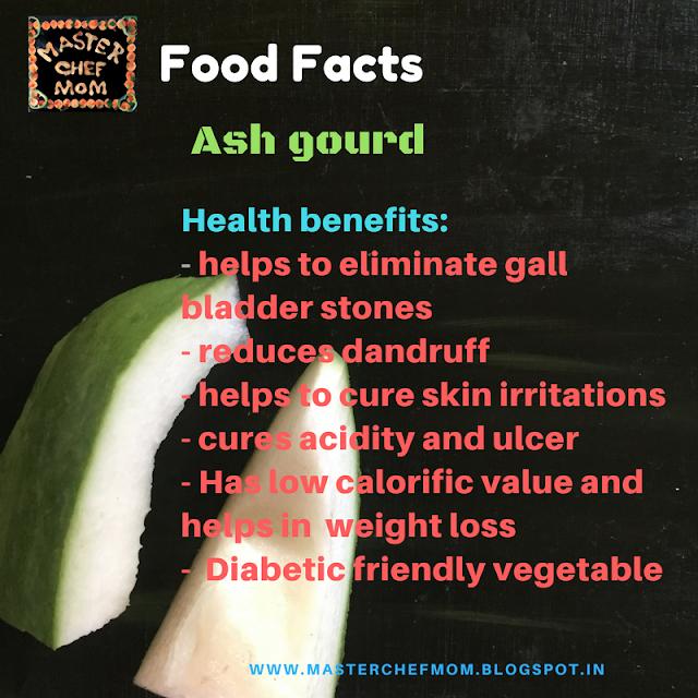 Ash gourd | Health Benefits of Ash Gourd