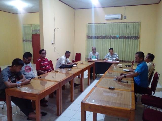 Meeting Pengurus BPPD, Bahas Perkembangan Pariwisata  Selayar