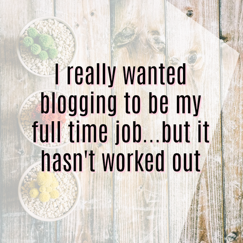 I-really-wanted-blogging-to-be-full-time-job // www.xloveleahx.co.uk