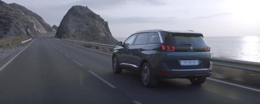 Canzone Peugeot 5008 pubblicità Allure - Musica spot Novembre 2016