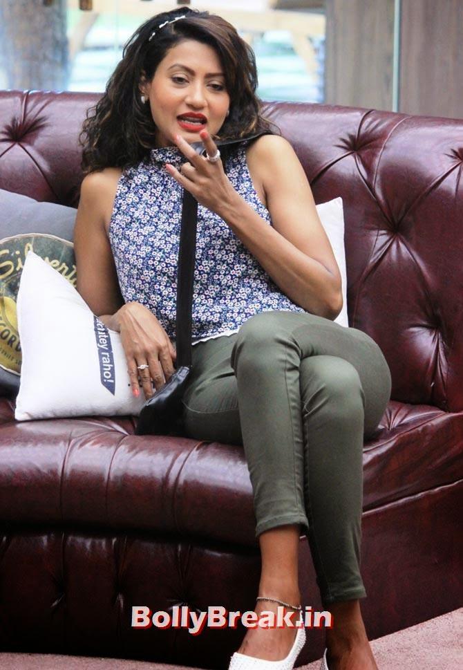 Nigaar Khan, Bigg Boss 8 Contestants Fashion Report - Who's has best fashion sense?