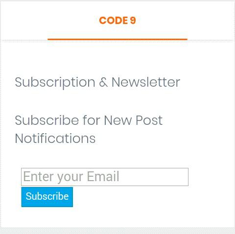 Code 9 ScreenShot