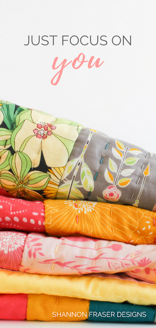 Reverberance Quilt | Shannon Fraser Designs | Modern Quilt Pattern
