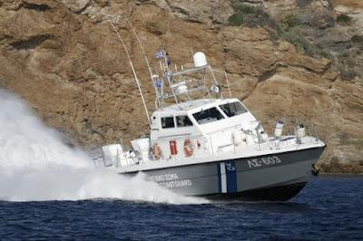 Μηχανική βλάβη σε σκάφος στη θαλάσσια περιοχή μεταξύ Συβότων και Ασπρόκαβου