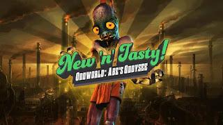 oddworld abe's oddysee New n tasty Apk Data