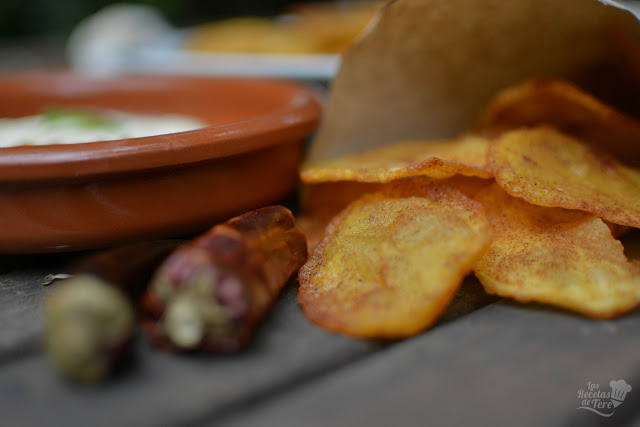 Patatas fritas aliñadas tererecetas 05