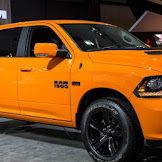 2017 New Ram 1500 Ignition Orange Sport Editions