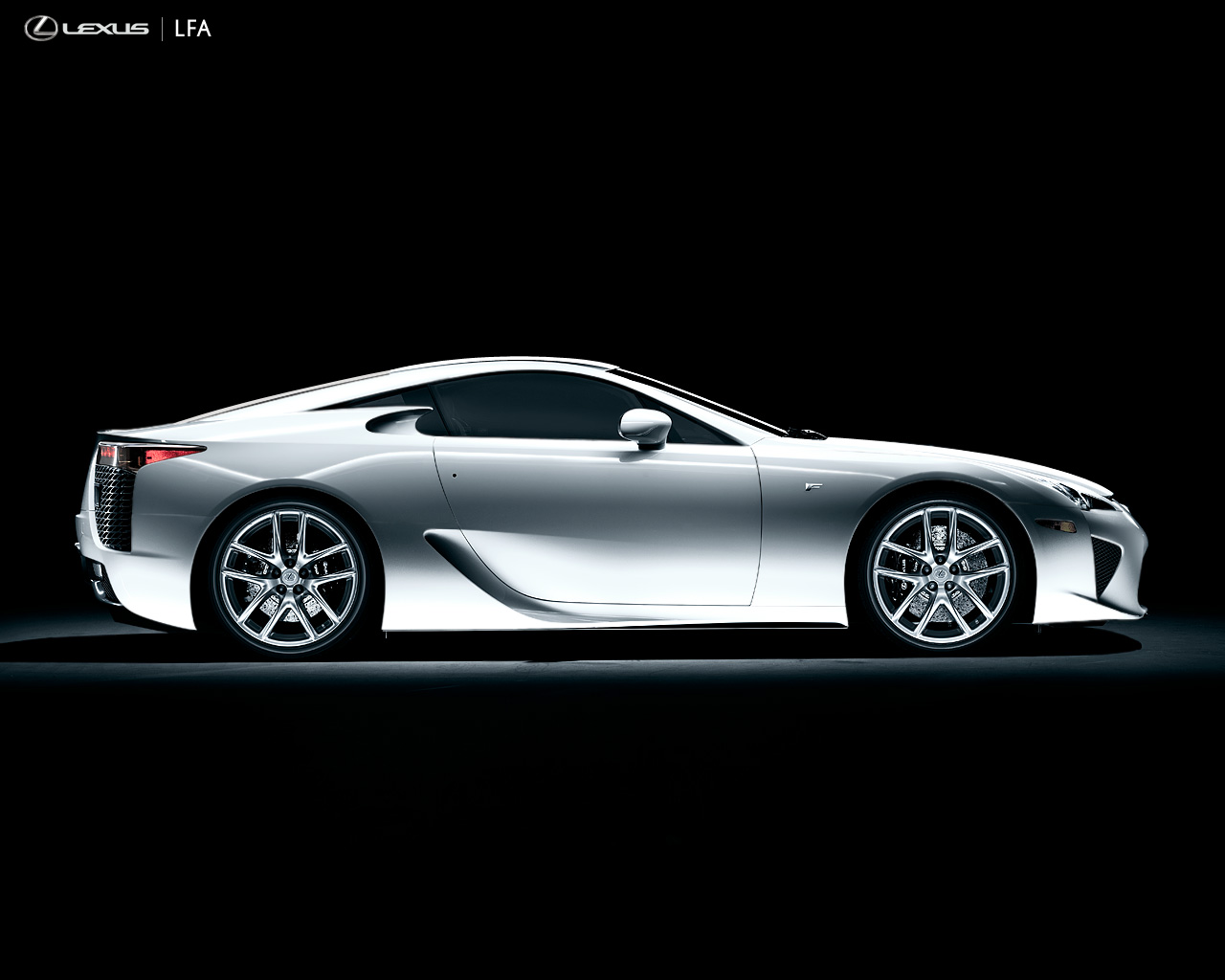 wallpapers lexus lfa - photo #6