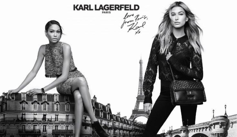 Karl Lagerfeld Paris Fall/Winter 2016 Campaign