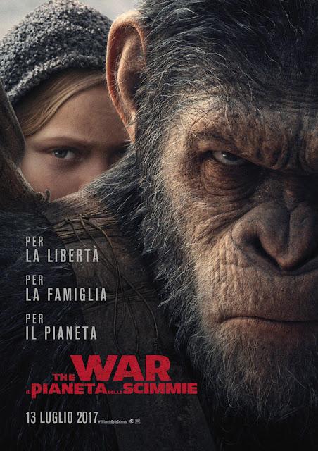 The War: Il Pianeta Delle Scimmie Matt Reeves
