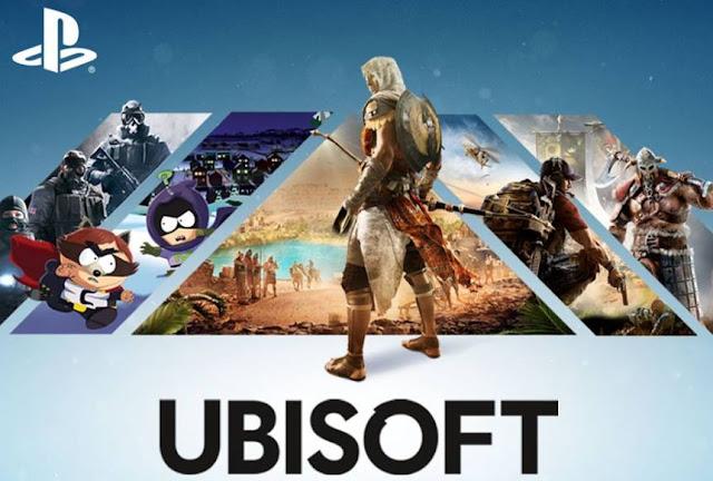 الإعلان عن مرحلة تخفيضات تصل لحدود 60% على جميع ألعاب يوبيسوفت في جهاز PS4