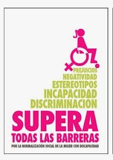 discapacidad, mujeres, igualdad, discriminación