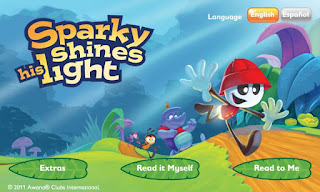 Download Sparky Shines His Light for Android
