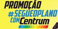 Promoção #SegueoPlano com Centrum segueoplanocomcentrum.com.br
