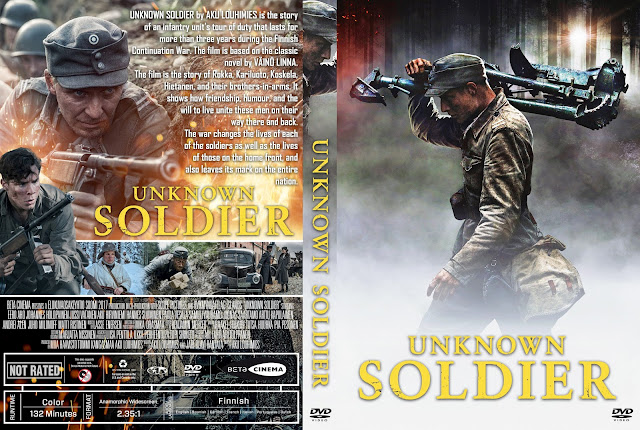 Unknown Soldier DVD Cover
