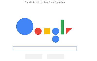 الحصول على وظيفة في جوجل فقط بإعادة تصميم صفحتها الرئيسية
