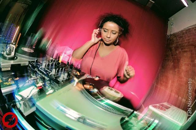 Conheça um pouco da DJ Shay, da festa NO!SWAG